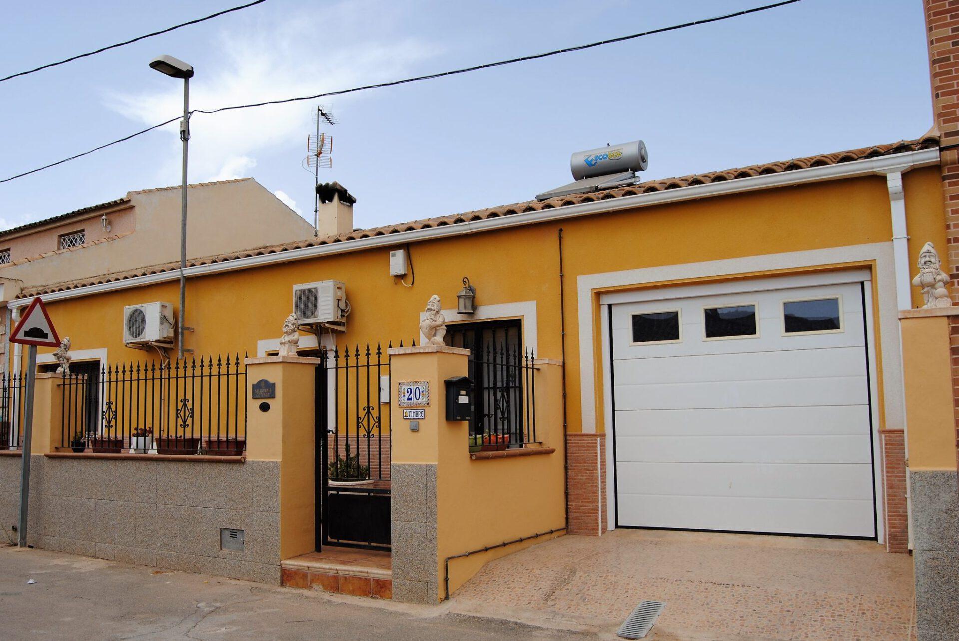 Casa De Campo En El Estrecho Fuente Alamo Murcia