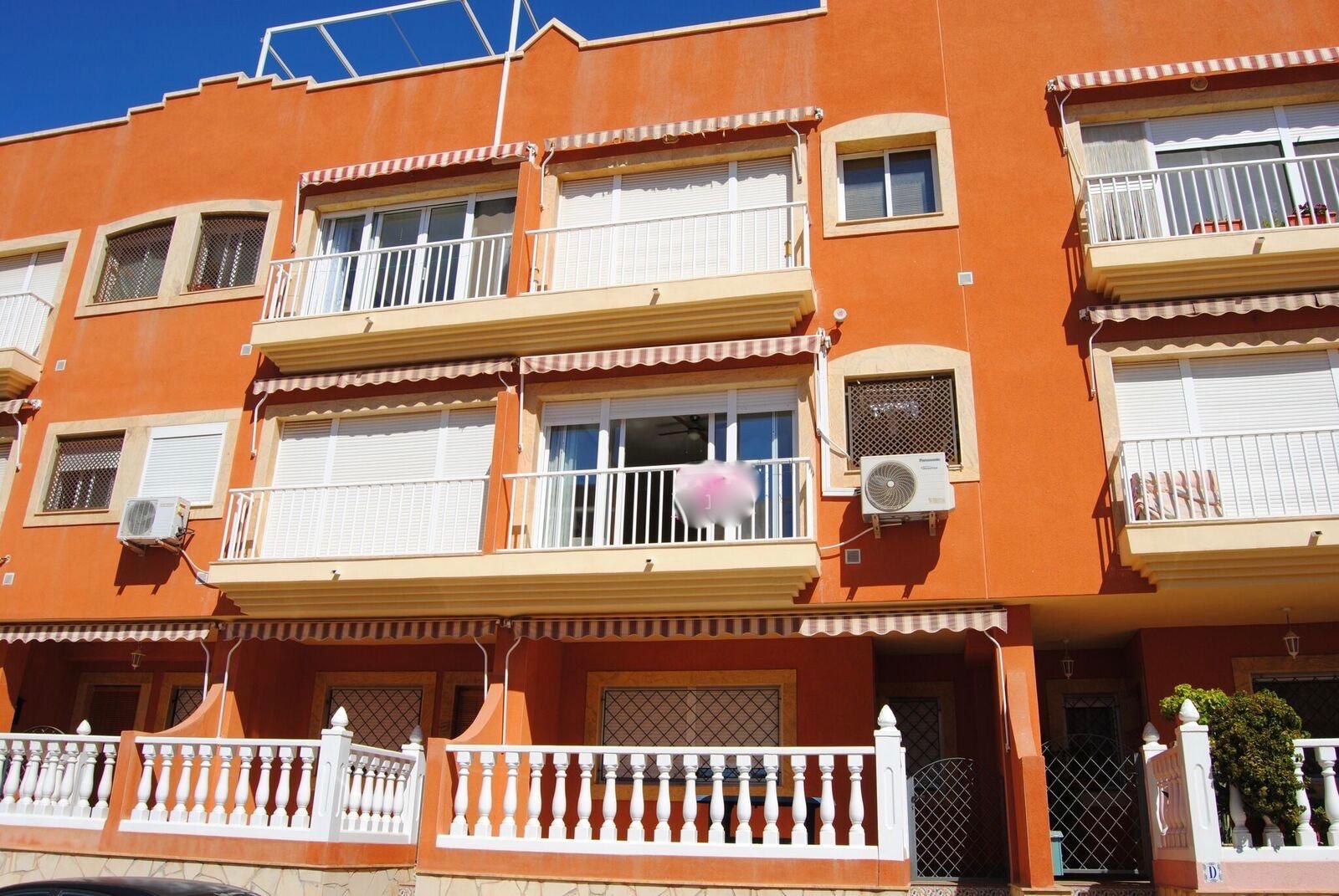 Appartement 2 slaapkamers met zeezicht in Bolnuevo - Casana