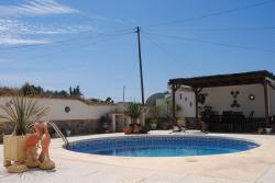 Pool terras