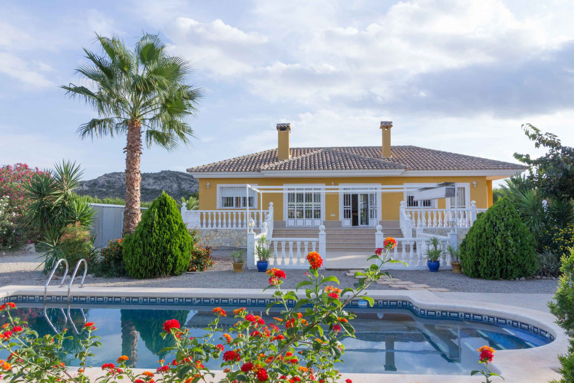 Ongekend Villa 3 bedrooms with a private pool in Totana - Casana RY-98