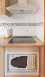 Keuken oven kookplaat