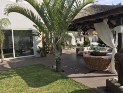 Terras Lounge area