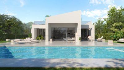 Huis pool 1